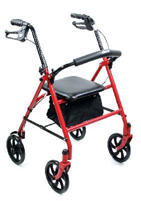 ANDADOR ROLLATOR DRIVE ACERO Productos de ortopedia