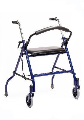 ANDADOR ROLLATOR DRIVE  Productos de ortopedia