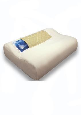 ALMOHADA VISCO ELASTICA CERVICAL Productos de ortopedia